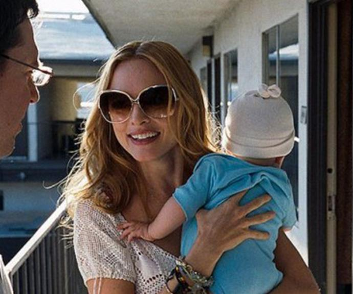 Could you imagine Sophie as Heather Graham's role in *The Hangover*?