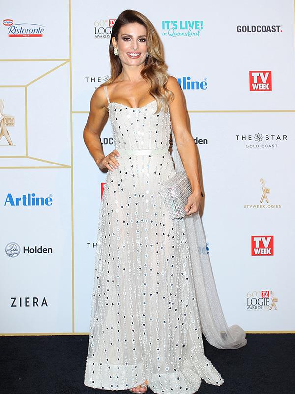 Here she is... One of our faves from *Home And Away*, Ada Nicedomou, looks as glamorous as she does stylish.