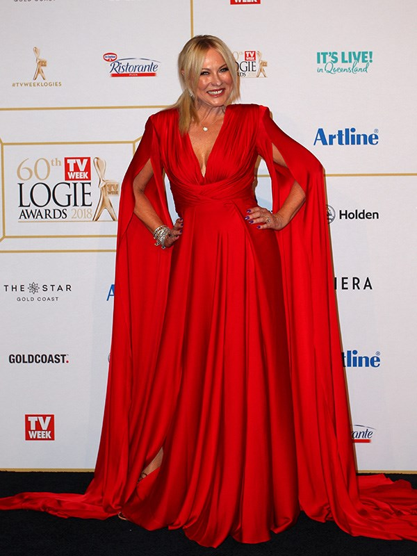 Could there be anyone quite as fabulously fashionable as Kerri-Anne Kennerley. We think not.
