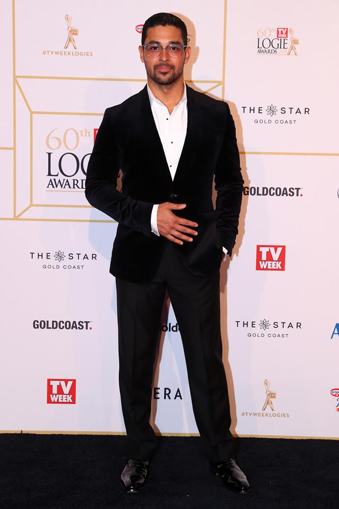 **Wilmer Valderrama**  *That 70s Show* alum Wilmer Valderrama was touring Oz to spruik his current show, *NCIS*, when he was invited to hit up the Logies at its first year on the Gold Coast in 2018.