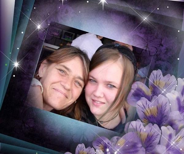 Me and Jody.