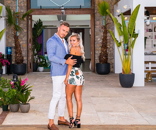 Even if they thought they were pregnant, Erin says that they wouldn't have been able to find out while on *Love Island*.