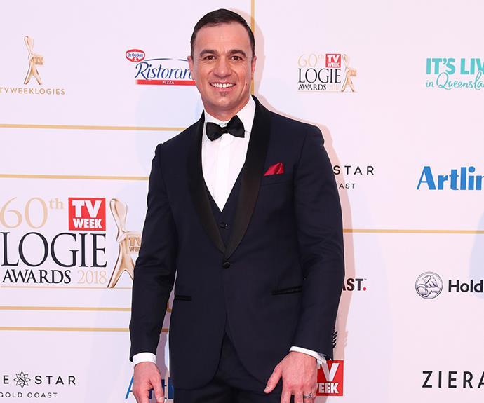 The *Australian Idol* runner-up's anger has put him in hot water yet again.
