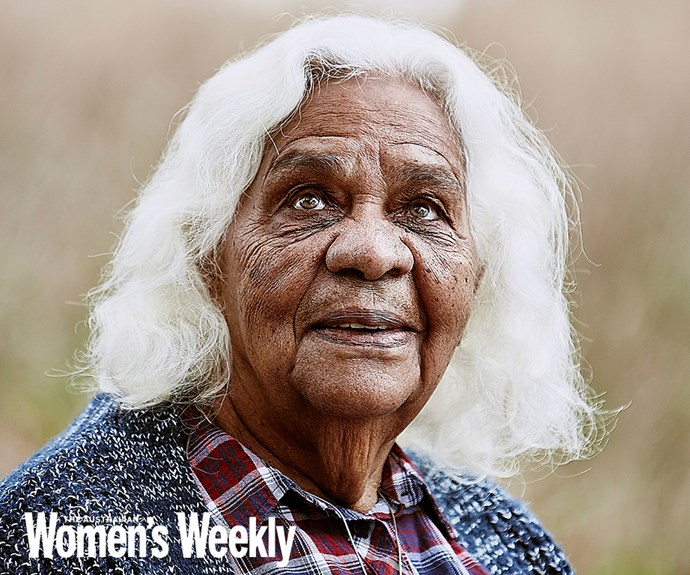 Veronica Dobson says that the land inspires her.