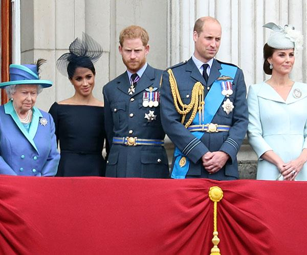 It's been a huge week for the royals, with the family celebrating Prince Louis' christening on Monday.