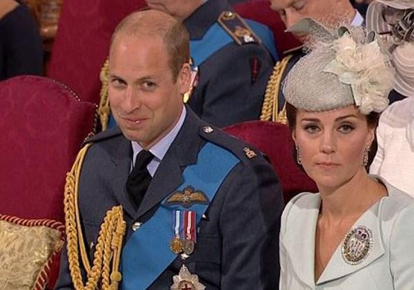 What's so funny William?