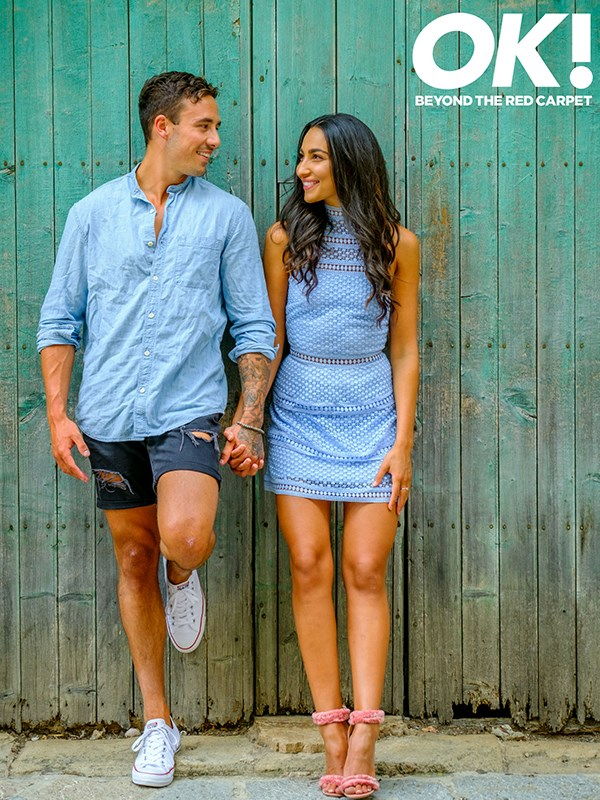 It's love! *Love Island* cuties Tayla and Grant won the hearts of the nation.