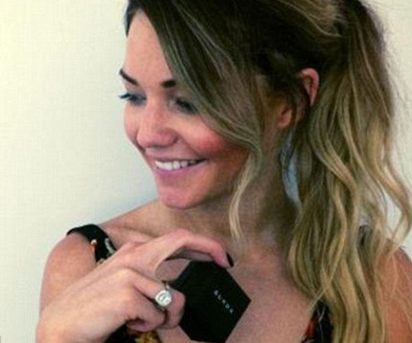 Sam Frost auctioned off her engagement ring in 2015.