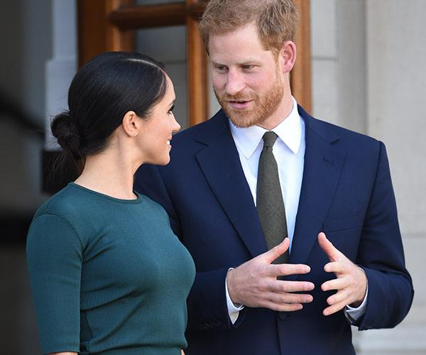 Meghan's hairdresser George has styled the biggest A-Listers including Kate Winslet.
