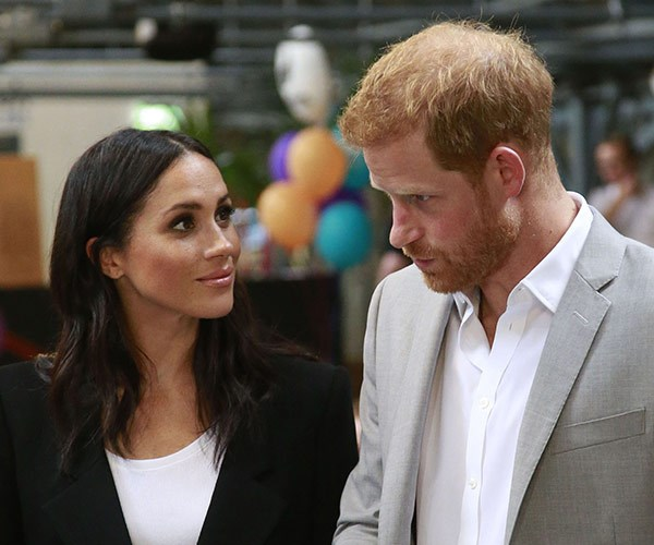 Will Harry and Meghan give Thomas one last chance?