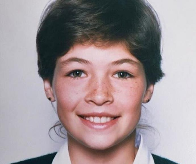 My how you've changed! Nicola says as a child and a teen she always felt like 'more of a boy than a girl'.