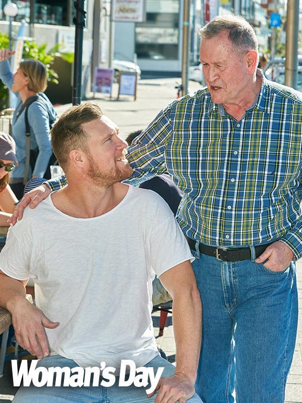Barry helped guide Dean towards a happier self.