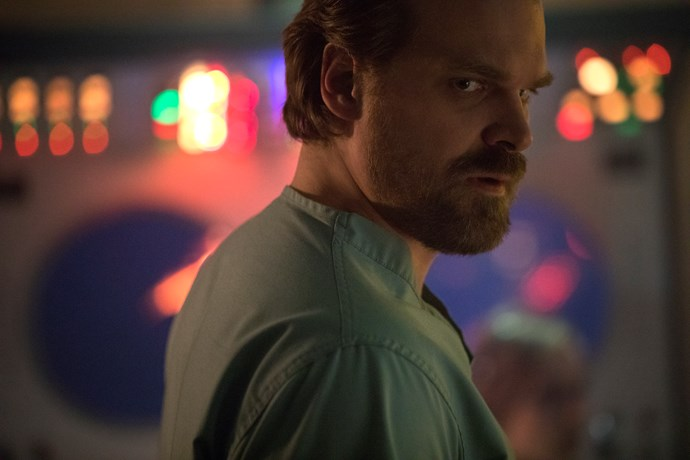 Hopper is set to return to his 'punching people' ways.