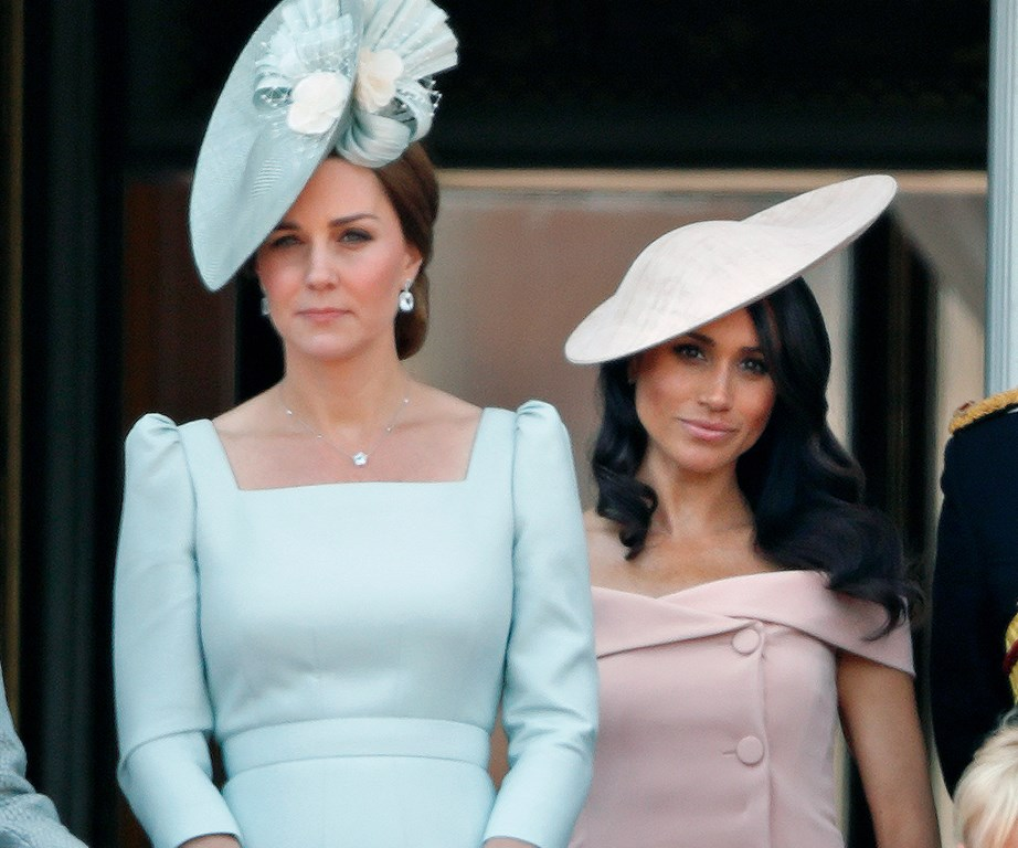 Meghan can turn to Catherine when it comes to learning on how to become a royal.