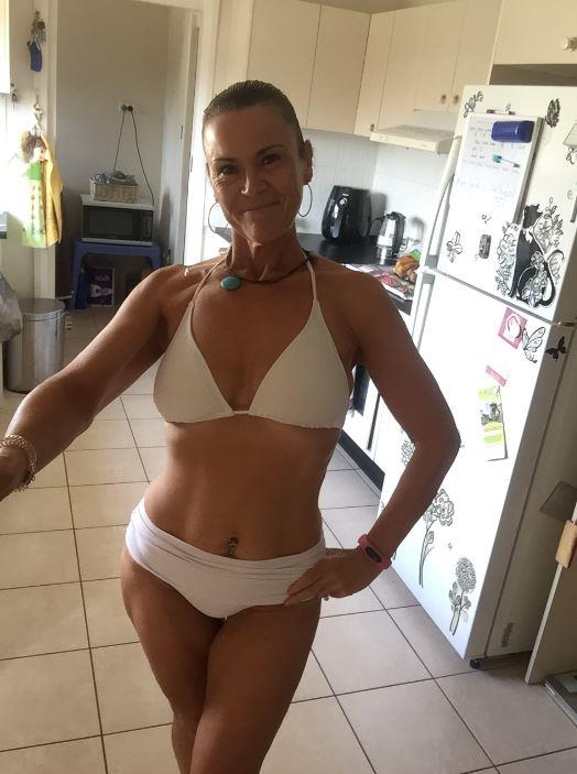 "Ana's after shot: ""I'm so proud of my new body"""