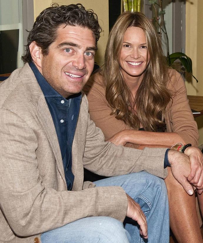 Elle and her former husband, Jeffrey split after nine years together.