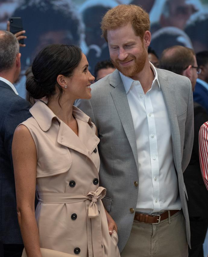 Bring on that South African royal tour!