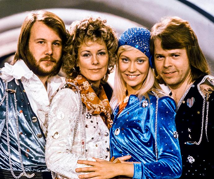 ABBA will reunite to tour again, however it's thought the band will appear on stage as holograms.
