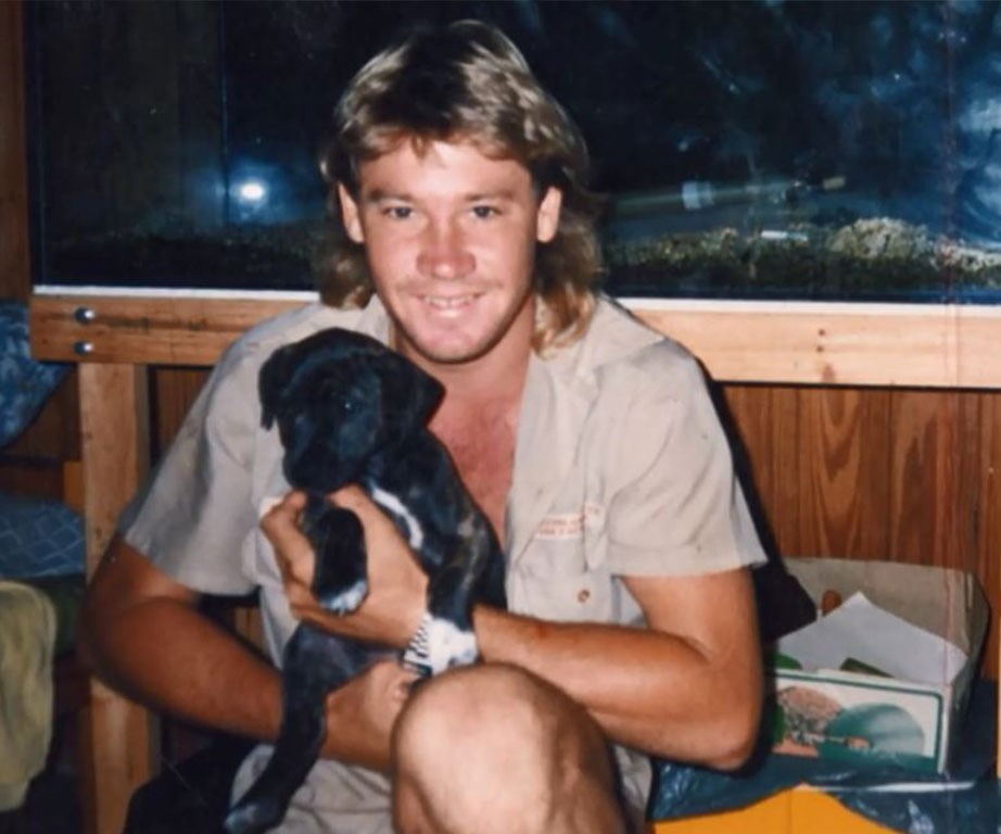 After Steve joked that his dog was his girlfriend, Terri knew he was the one for her.