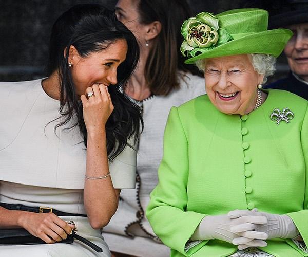 Meghan will be sharing the royal responsibilities.