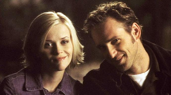 Reese Witherspoon and Josh Lucas in *Sweet Home Alabama.*