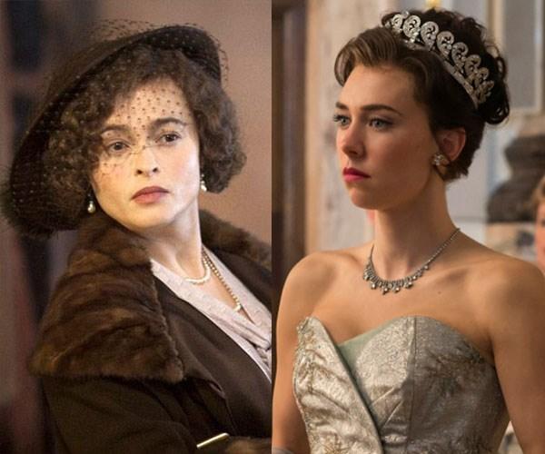 Helena Bonham Carter is replacing Vanessa Kirby in *The Crown*. *(Source: Getty)*