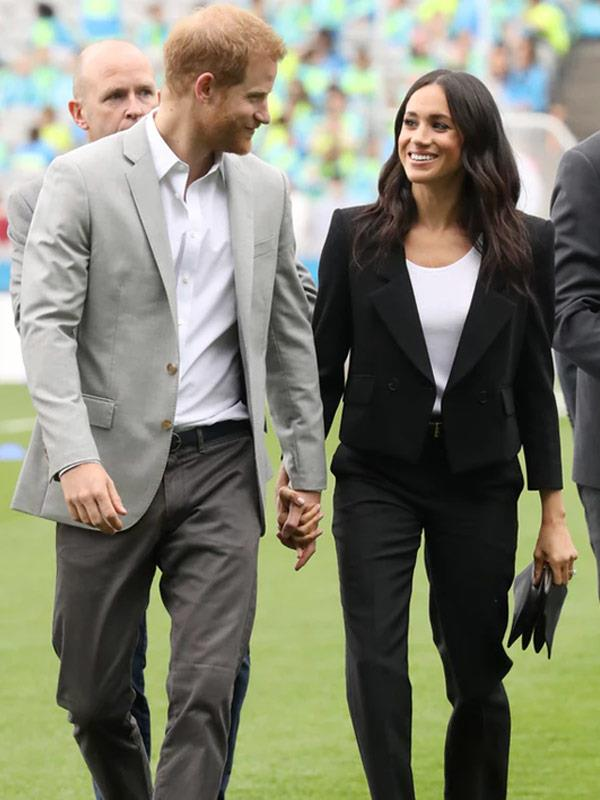 Giving Dublin romance in spades, Meghan and Harry's first royal tour as a married couple had everyone smiling.