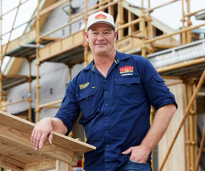 Foreman Keith Schleiger, what a dream boat!
