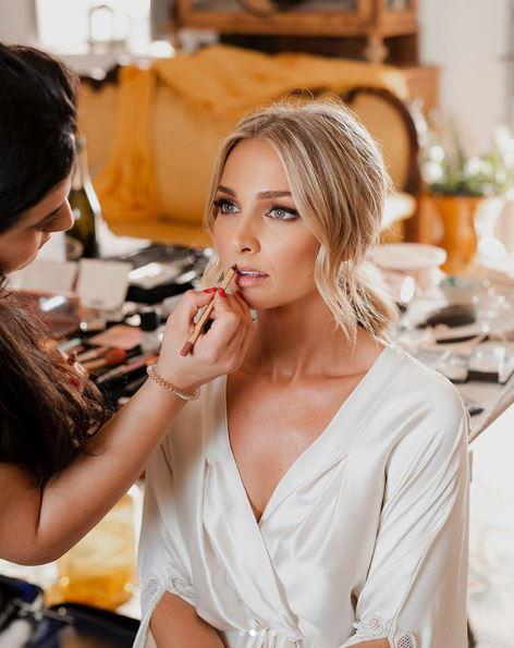 Glam time!