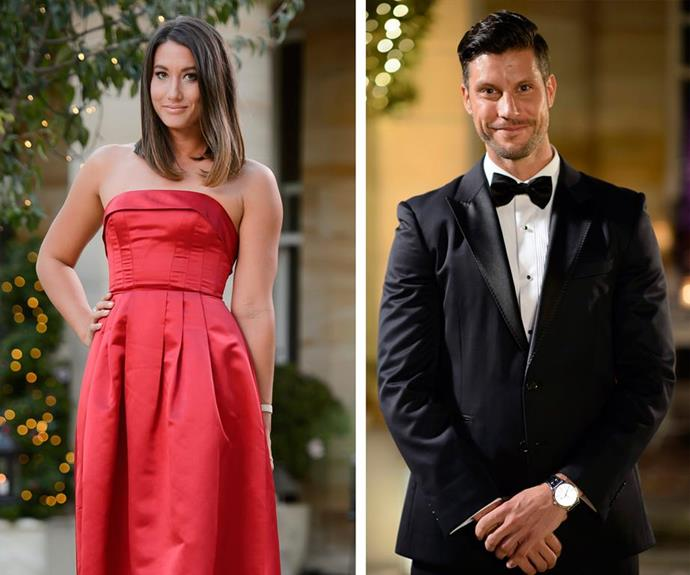 Bec Chin made out with Sam Wood a whole year before their series of *The Bachelor*.