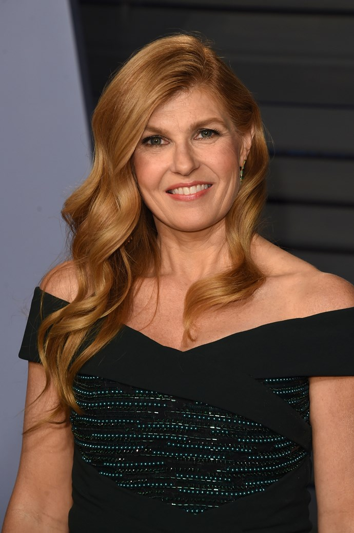Connie Britton stars as John's victim Debra Newell.