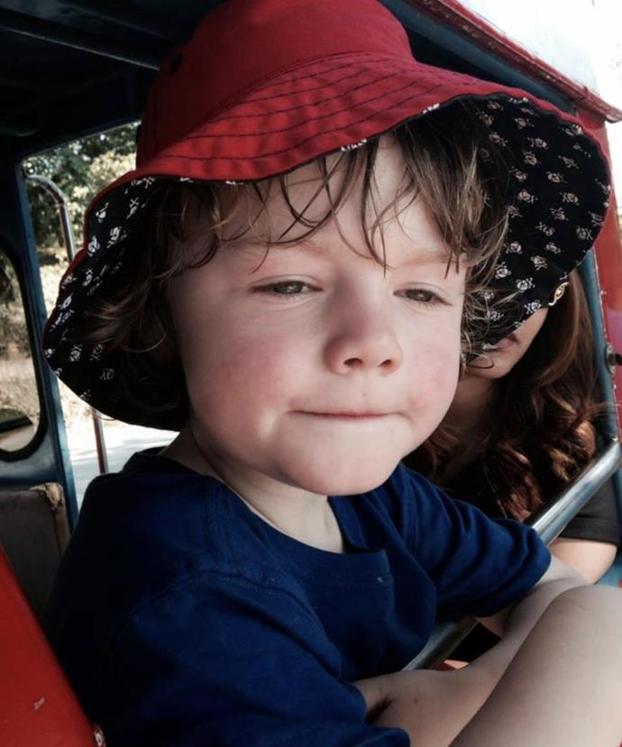 Brodie Moran, eight, was found dead at a Tootgarook house on the Mornington Peninsula in March.