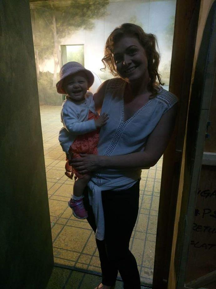 Suzanne Shakespeare and daughter Matilda have been attending Shichida classes since the beginning of last year.