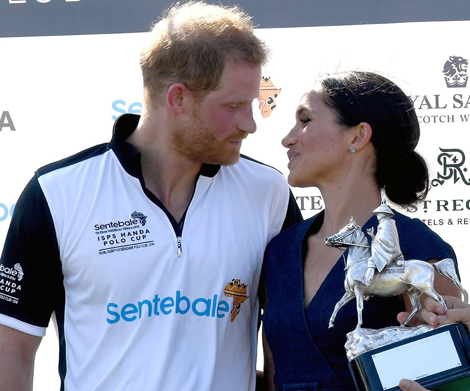 The Duke and Duchess of Sussex's public displays of affection have been noted by royal watchers the world over.