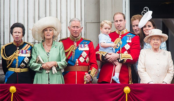 Behind close doors Princess Anne and the Duchess of Cornwall are far from friends.