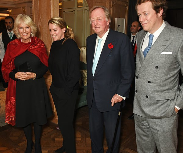 Camilla's marriage to Andrew Parker Bowles lasted for 22 years, between 1973–1995.