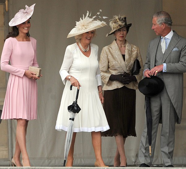 """""""Charles resents Anne... she's always been the Queen's favourite."""""""