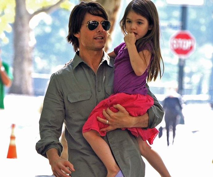 Born on April 18, 2006, Suri is the only child from TomKat's time together.