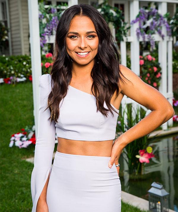 "**Brooke, 23, WA** Brooke is a proud indigenous woman from Western Australia, who hopes to be a role model to indigenous youths by assisting with mental health issues. The youth worker says her dream date would be spending a night out in the bush under the open sky, an evening that sounds right up Nick's alley!  **READ MORE: [Brooke scored the elusive 'Key'. But what does it mean?](https://www.nowtolove.com.au/reality-tv/the-bachelor-australia/bachelor-australia-2018-key-50663|target=""_blank"")**"