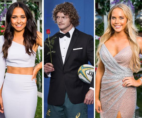 """I'm Nick Cummins, some call me the Honey Badger, and I'm the flamin' Bachelor!"