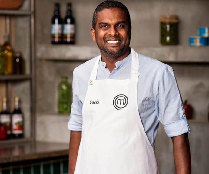 The *MasterChef* kitchen is much harder than working in a jail, says Sashi.