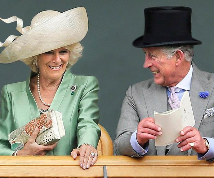 The Duke and Duchess of Cornwall have been married for 13 years.