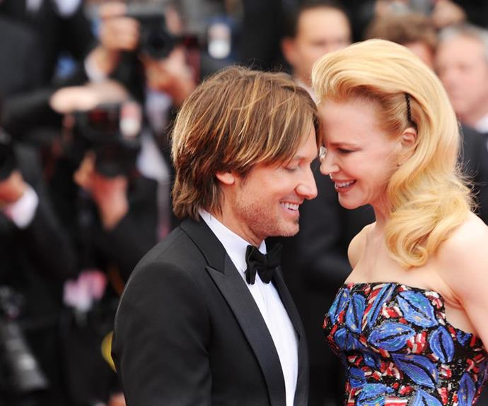 Nicole Kidman has been happily married to Keith Urban for 12 years now.