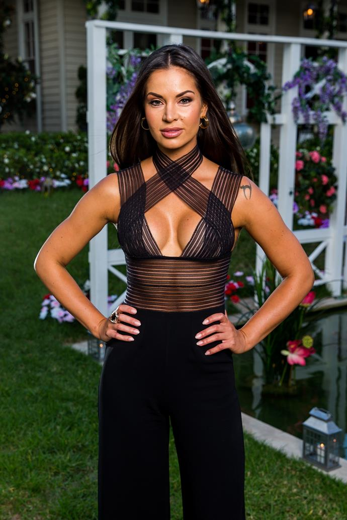 "**Dasha, 32, SA** Dashia is a mother-of-one and a hard-working personal trainer. She believes that chivalry isn't dead, and hopes to find a 'true gentleman' who is her ""best friend above all things.""  **READ MORE: [The Bachelor Australia's darkhorse Dasha opens up on her miscarriage heartache](https://www.nowtolove.com.au/reality-tv/the-bachelor-australia/bachelor-australia-dasha-miscarriage-50699