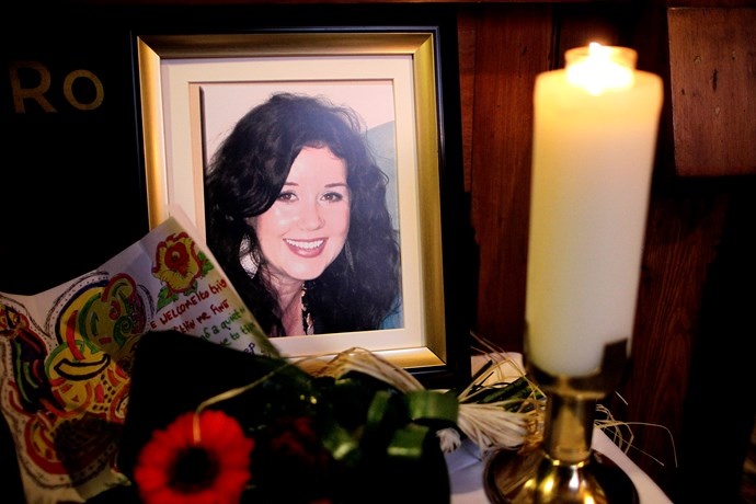 Jill Meagher was laid to rest in Melbourne
