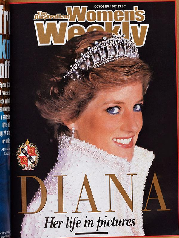 "October 1997: *The Weekly*'s tribute to the ""People's Princess""."