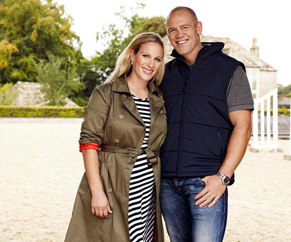 July 2011: The daughter of Princess Anne, Zara Phillips met Mike Tindall when he was playing in the Rugby World Cup in Australia in 2003. They were introduced to each other in a bar in Sydney by Zara's cousin, Prince Harry. The couple married on July 30, 2011.