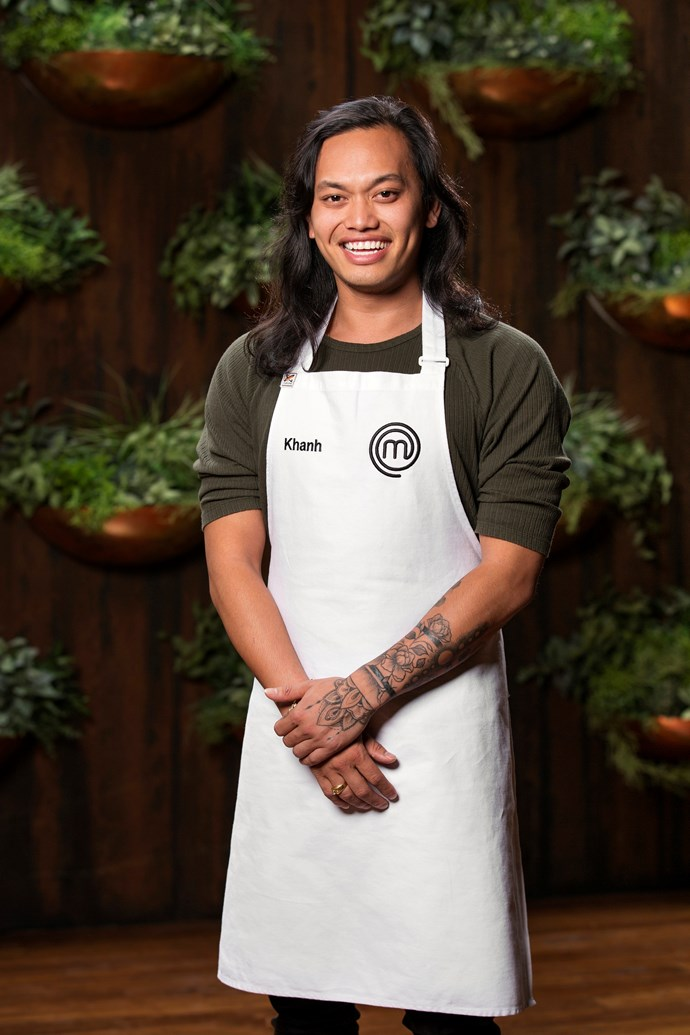 Khanh Ong placed third in MasterChef Australia.