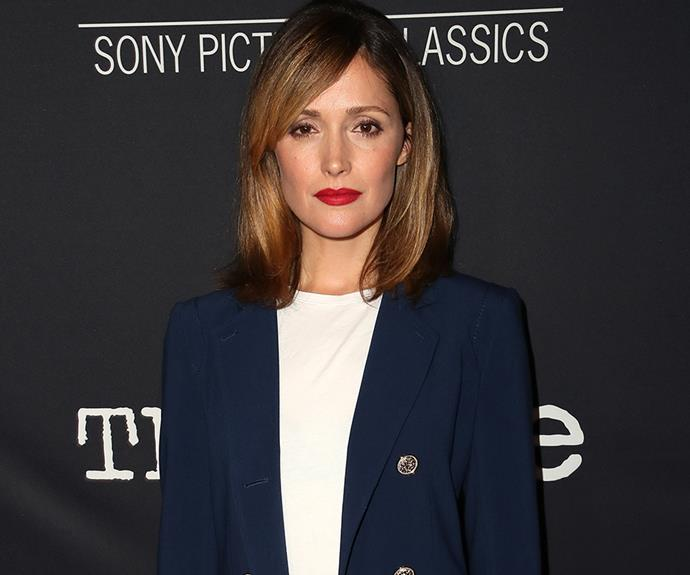 "Rose Byrne reflects on her ""goofy'"" friend Heath Ledger."