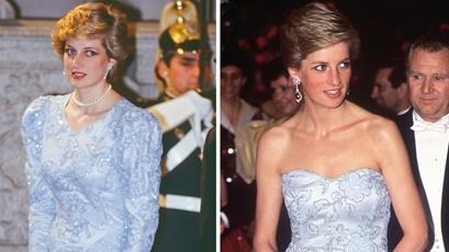 """Diana was one of a kind, and I didn't believe anyone would ever replace her."""